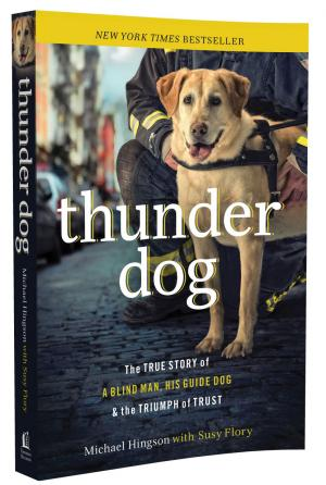 Thunder Dog in Paperback including autograph pawtograph and shipping